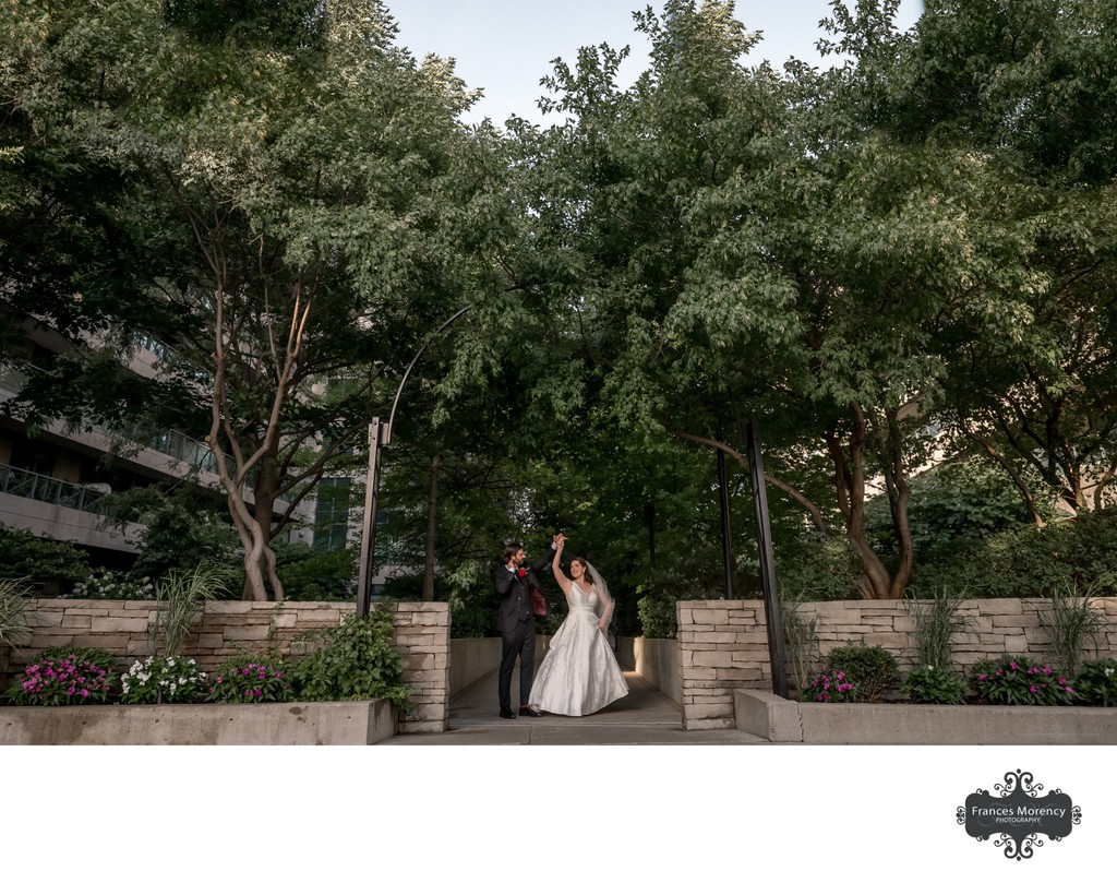 The Eglington Grand Wedding Photographer
