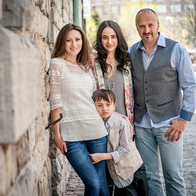 Family photographer Collingwood