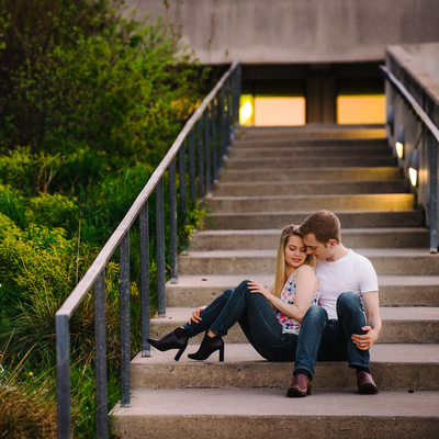 Engagement Photographer in Mississauga