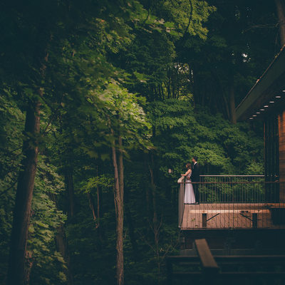 Kortright Centre Pre-Wedding Photographer
