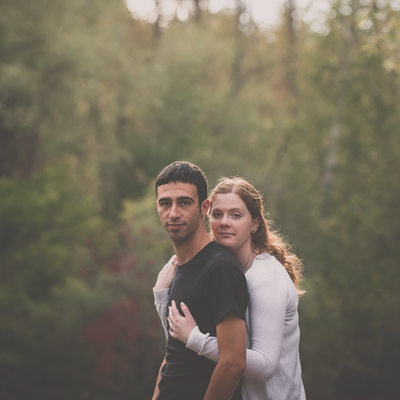 Collingwood Engagement Pictures