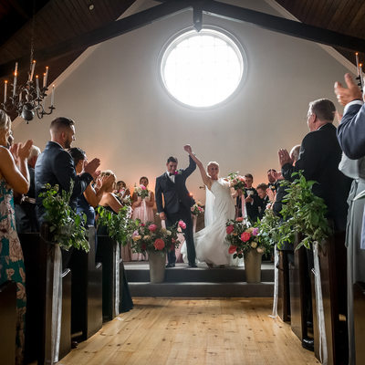 Doctor's House Chapel Wedding Photographer
