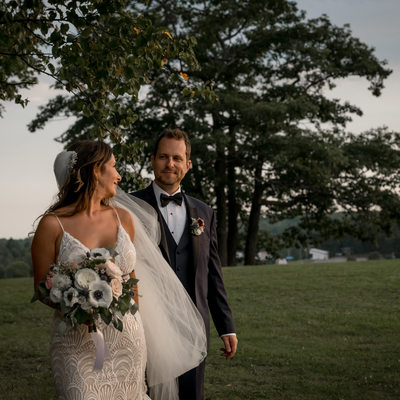 Golden Hour Barrie Wedding Photographer