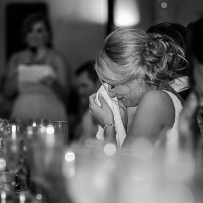 Hacienda Sarria Wedding Photo of Emotional Bride