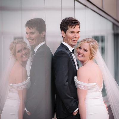Wedding Photography at Art Gallery of Hamilton