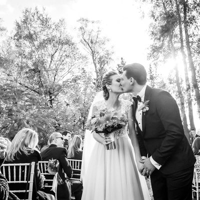 Burlington Wedding at Springer Estate