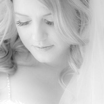 Bridal Portrait at The Millcroft Inn & Spa Wedding