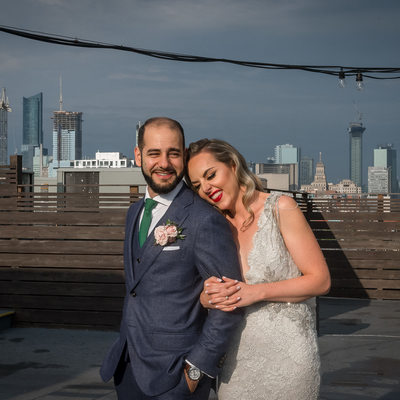 Toronto Wedding at The Burroughes Building