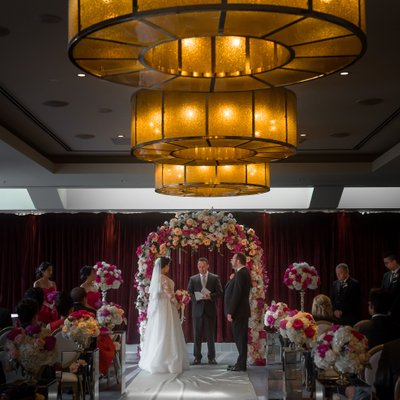 The Ritz Carlton Toronto Wedding Photographer