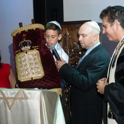 Richmond Hill BarMitzvah