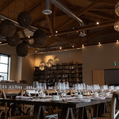Adamo Estate Winery Corporate Event Photographer