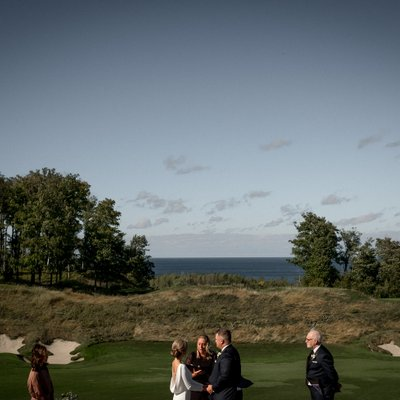 The Georgian Bay Club Wedding