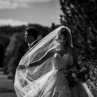 The Manor in Kettleby Wedding Photographer