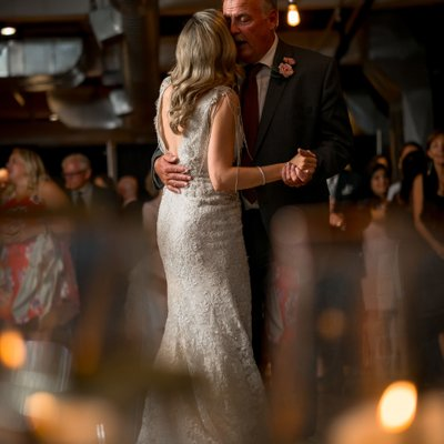 The Burroughes Building Wedding First Dance