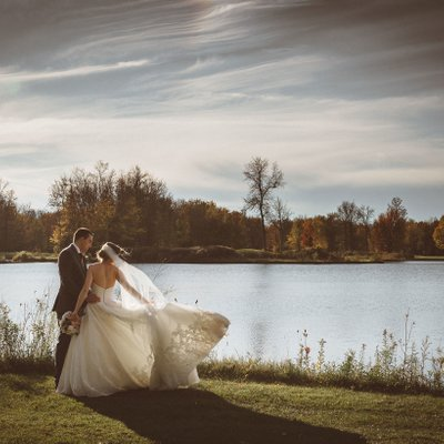 East Gwillimbury Journalistic Wedding Photographer