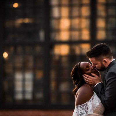 Steam Whistle Brewing Toronto Elopement Photographer