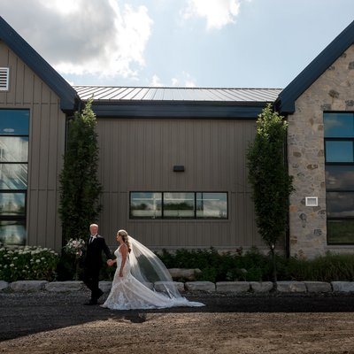 Adamo Estate Winery Wedding Portraits
