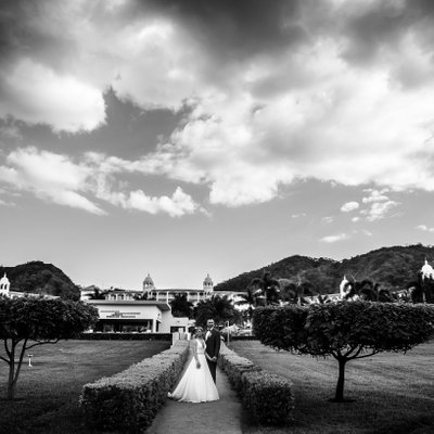 Riu Palace Costa Rica:  Wedding Photography Locations
