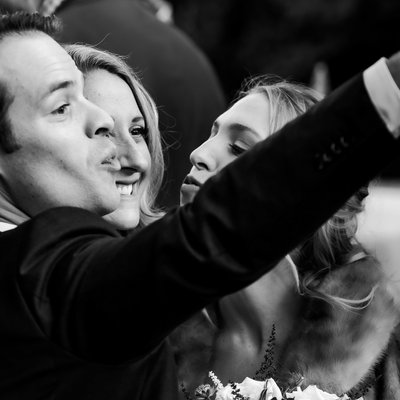 Candid Guest Captures:  Toronto Wedding Photographer
