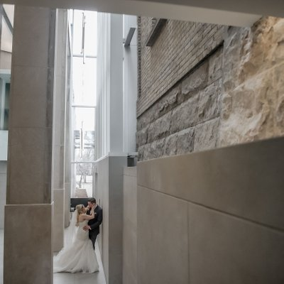 Peel Art Gallery Museum Wedding Photography
