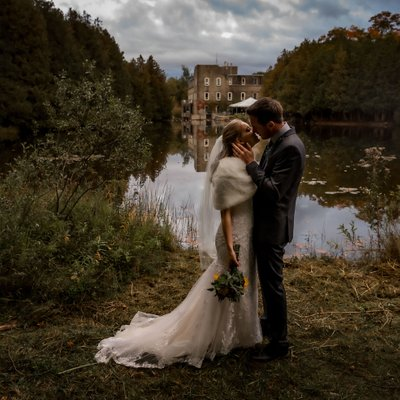 Best Millcroft Inn & Spa Wedding Photographer