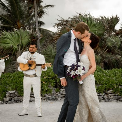 Destination Wedding Photographer Maya Riviera