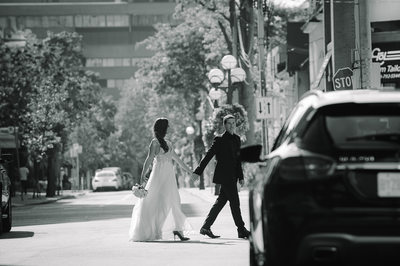 Best Toronto Journalistic Wedding Photographer