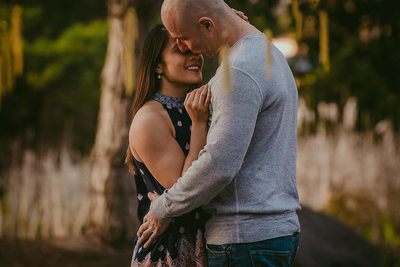 Karya Park Engagement Photographer