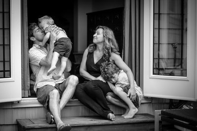 Collingwood Lifestyle Family Photographer