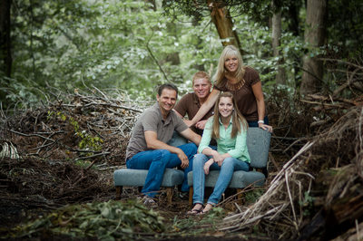 Owen Sound Documentary Family Photographer