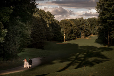 Best Pheasant Run Golf Wedding Photographer