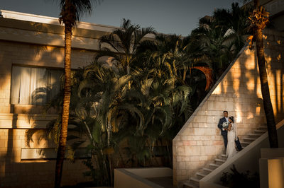 Luxury Bahia Akumal Destination Wedding Photographer