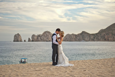 Los Cabos Mexico Wedding Photography on the Beach