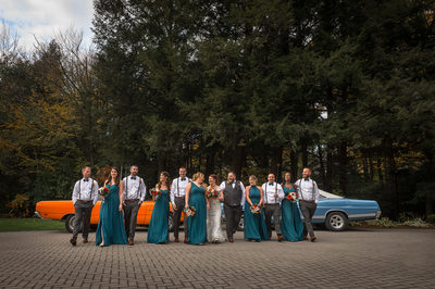 Wedding Photographer at Pheasant Run Golf Club