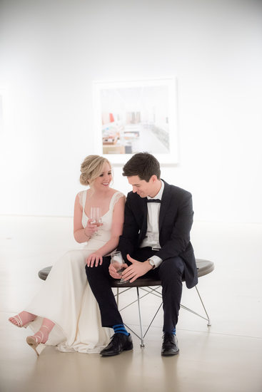 Art Gallery of Hamilton Wedding Photographer