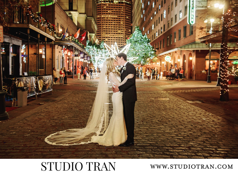 New Orleans Fulton Street Wedding