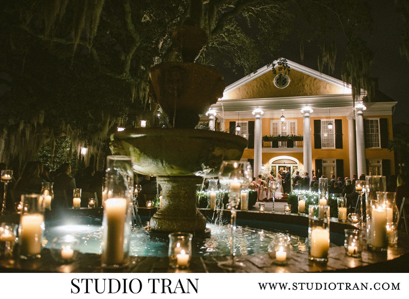 Southern Oaks Plantation Wedding Photographer