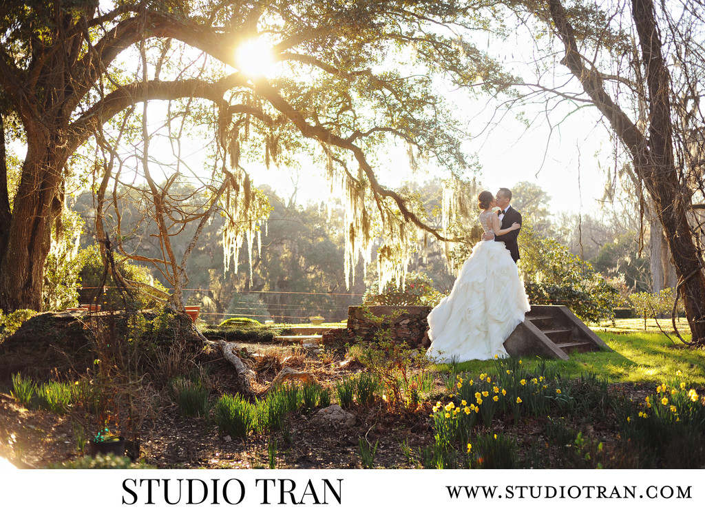 Afton Villa Gardens Wedding Photographer