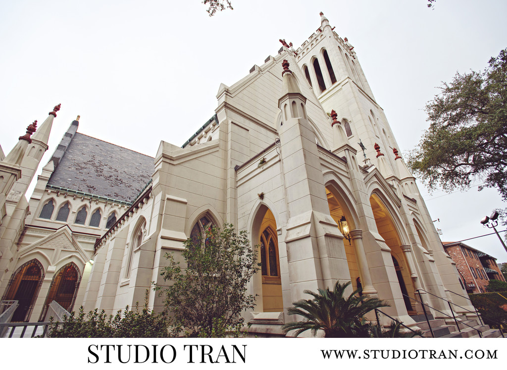 Christ Church Cathedral Wedding Photographer