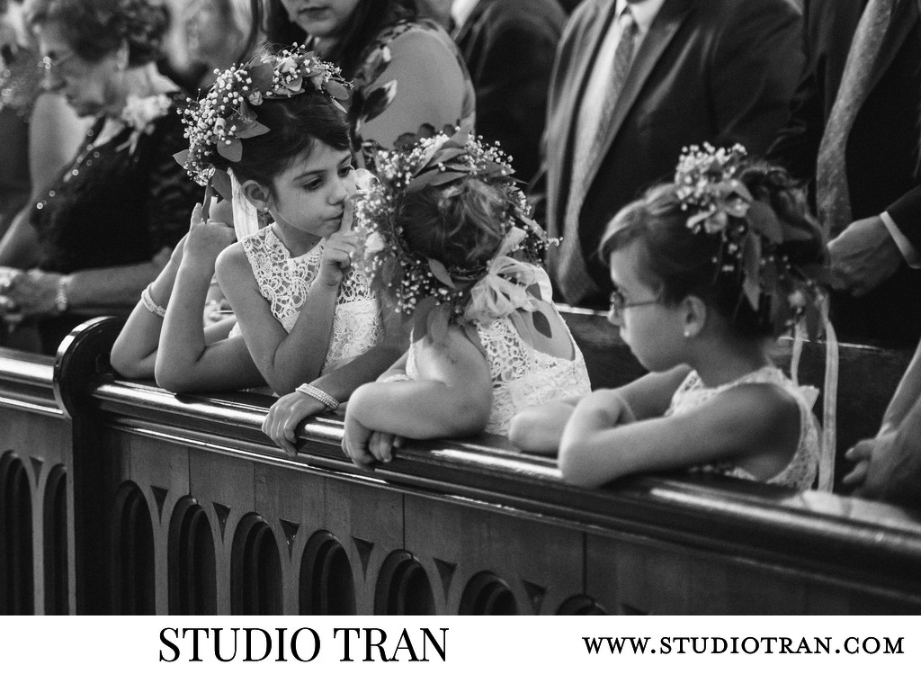 Saint Josephs Church New Orleans Wedding Photographer