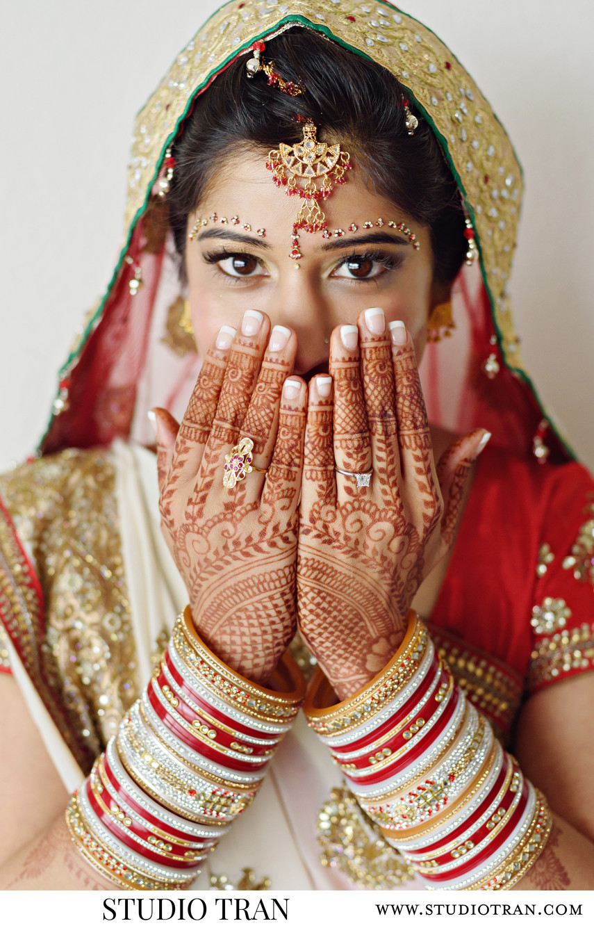 New Orleans Indian Wedding Photographer