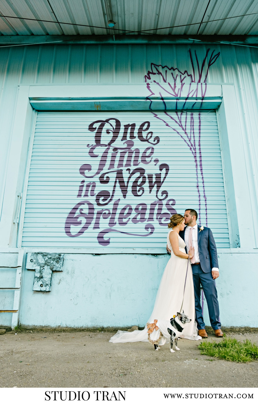 Press Street Gardens Bywater Wedding Photographer