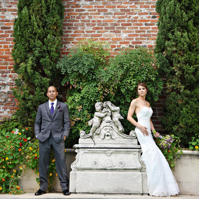 Place d'Armes Hotel Wedding Photographer