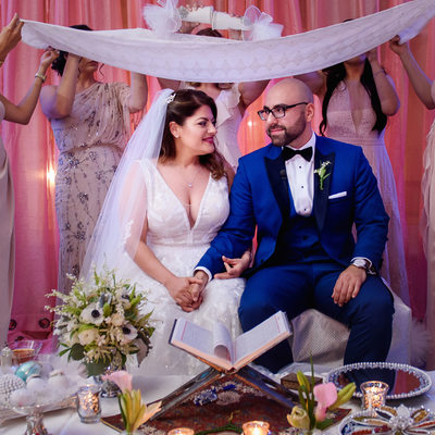 New Orleans Persian Wedding Photographer