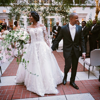 The Ritz Carlton New Orleans Wedding Photographer