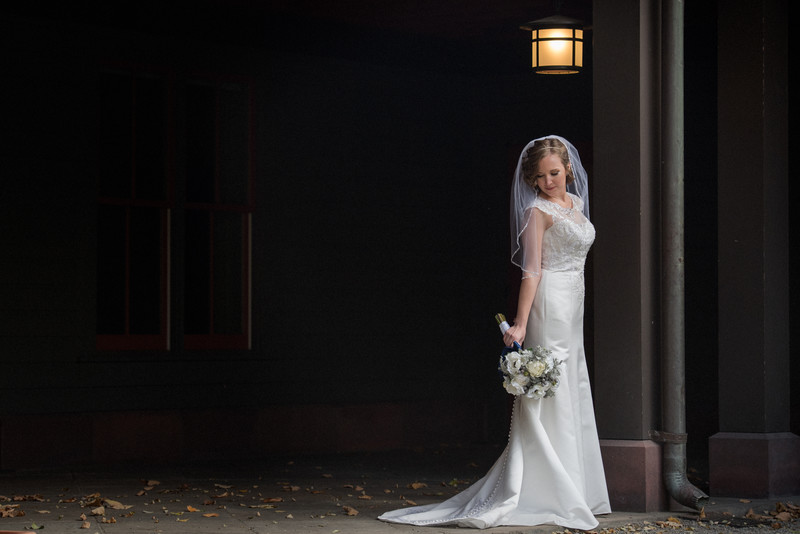 Elegant Bride Locust Grove Estate Historic Site NY