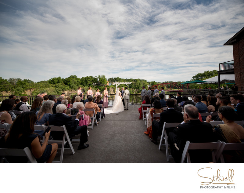 Ceremony Diamond Mills Wedding Photographer