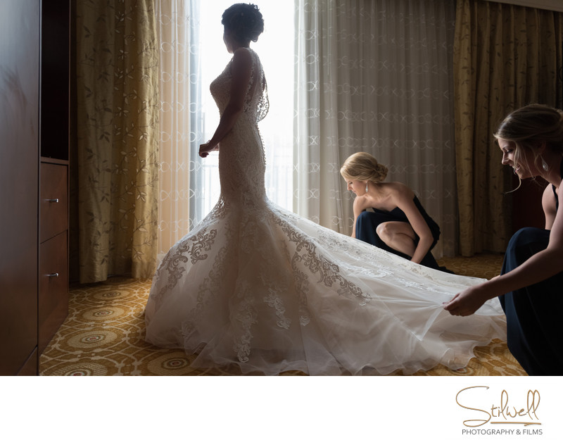 Park Ridge Marriott NJ Wedding