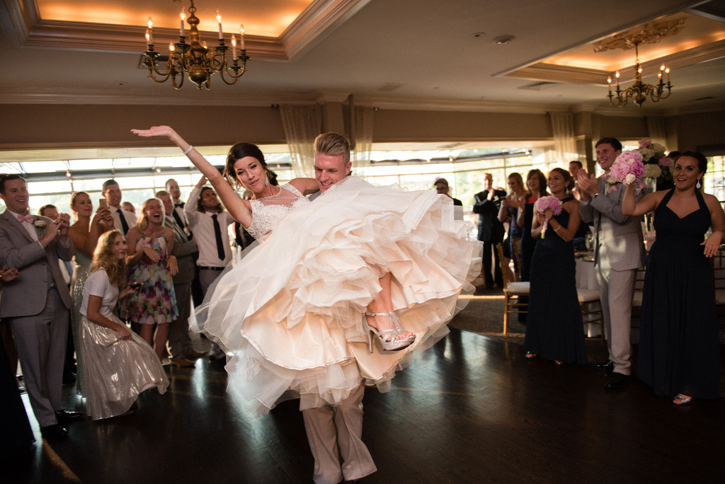 Ramsey Country Club NJ Wedding Reception