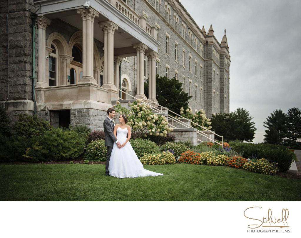 The Mount Academy Wedding Pictures